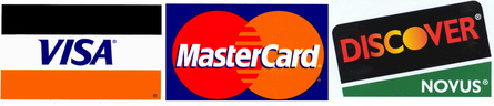 Royal Cab accepts Visa, Mastercard and Discover Picture